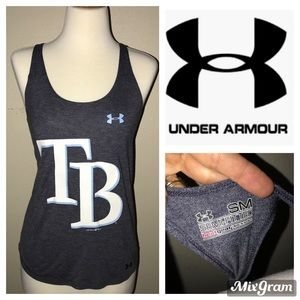 Under Armour Semi-fitted Racerback Tampa Bay Rays